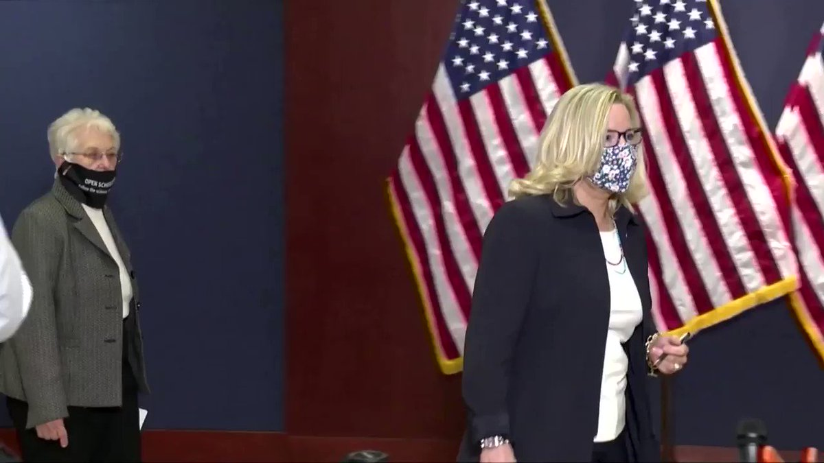 Liz Cheney, the third most powerful Republican in the House of Representatives, said former President Donald Trump was 'poisoning our democratic system' with his persistent false claims that his November election defeat was the result of fraud https://t.co/LwTgtZld7K https://t.co/fiMZ4hqf4B