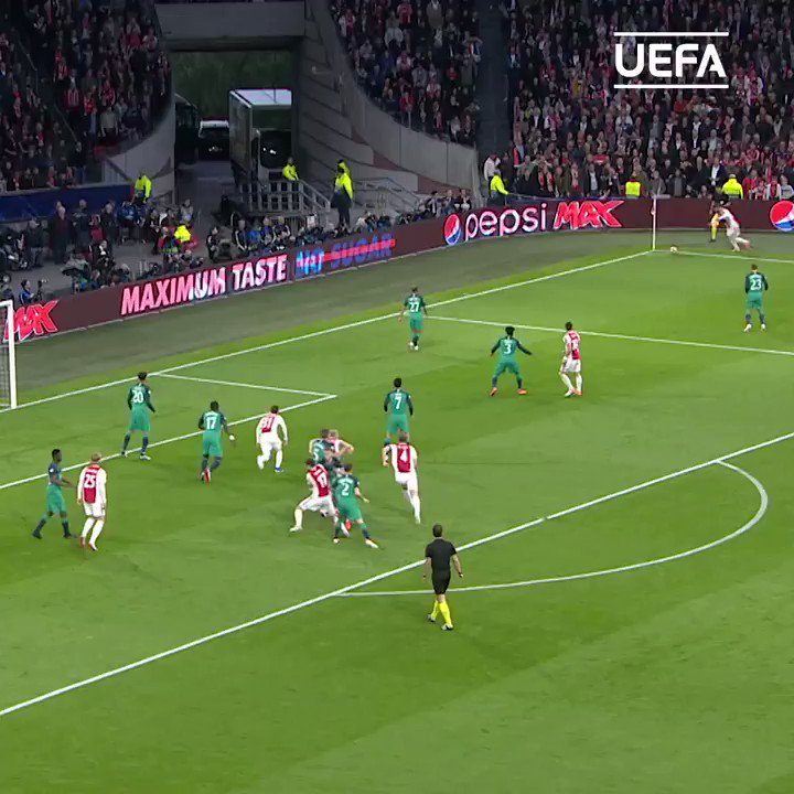 📅 Two years since THAT unforgettable night for Lucas Moura & Tottenham ⚽️⚽️⚽️  @SpursOfficial | #UCL https://t.co/PDpVT7qqv4