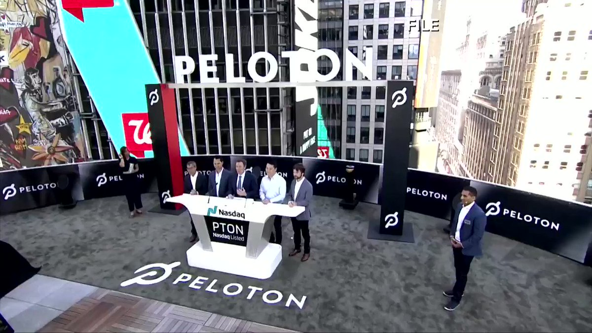 Peloton apologized and announced it was recalling its treadmills, reversing course after CEO John Foley earlier urged owners only to check safety warnings following the death of a child. More here: https://t.co/bFrSWGvu1U https://t.co/Kbxgv7Ijiy
