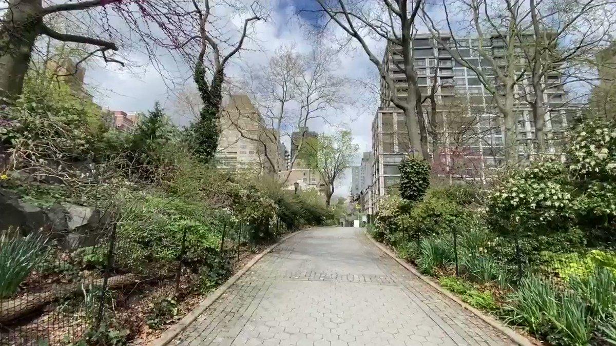 Den Carl Schurz Park in der Upper East Side erkunden