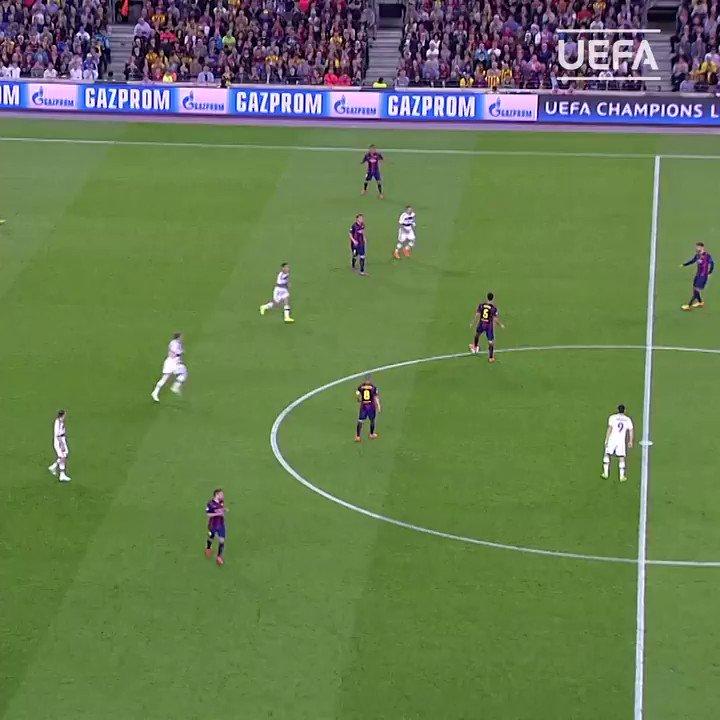 🧙♂️ Messi madness #OTD in 2015 🍿🍿🍿  #UCL https://t.co/C0bnJ5BTj4