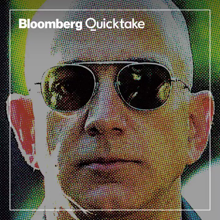 @business: When a gossip rag went after Jeff Bezos, he retaliated with the brutal, brilliant efficiency he used to build his business empire to control the narrative.@bradstone dropped by to discuss new details revealed in his new book 'Amazon Unbound'  @Quicktake