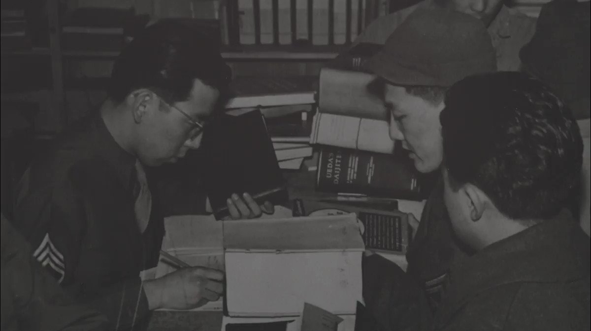Tune in: Armed with Language airs May 17 at 8PM on TPT2 - or you can stream it at https://t.co/1HStfGTZtg and on the PBS Video App.  #history #AsianAmericanHistory #JapaneseAmericanHistory #MilitaryHistory #MNHistory #MinnesotaHistory #WWIIHistory #Nisei https://t.co/AMjbjJ4RQQ