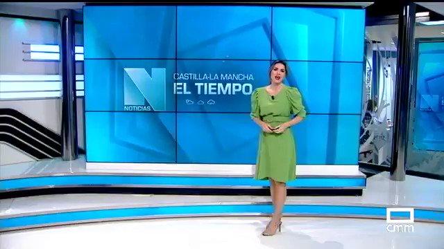 Image for the Tweet beginning: #ElTiempoCMM   Lluvia, tormentas y