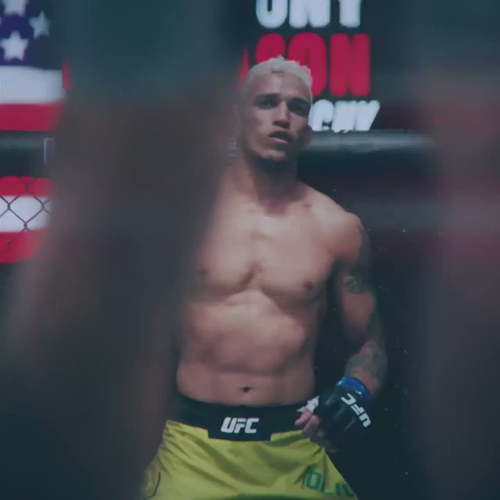 Next Saturday❗  Who will be crowned lightweight champ at #UFC262❓ https://t.co/u1NYalqDSu