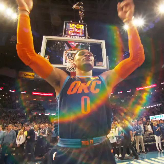Russell Westbrook's journey to becoming the NBA's ALL-TIME TRIPLE-DOUBLES leader! https://t.co/pTC9eE4nbq