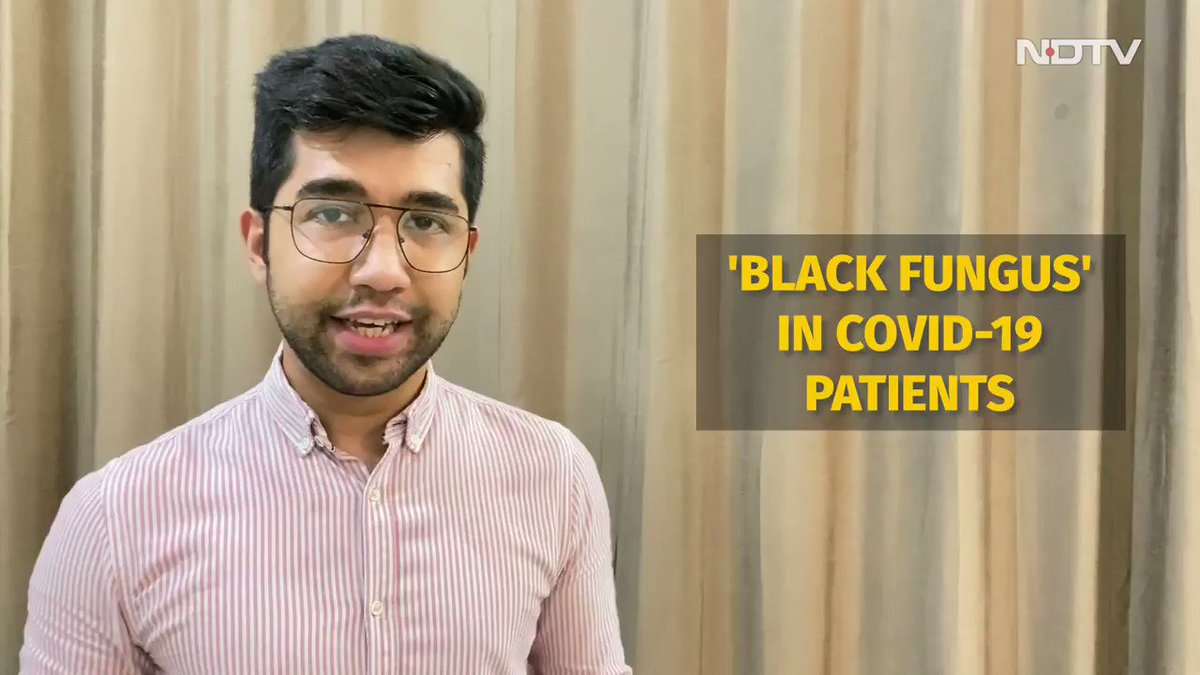 'Black Fungus' FAQs Answered  Should all #COVID19 patients be scared? What are its symptoms? How can it be treated?