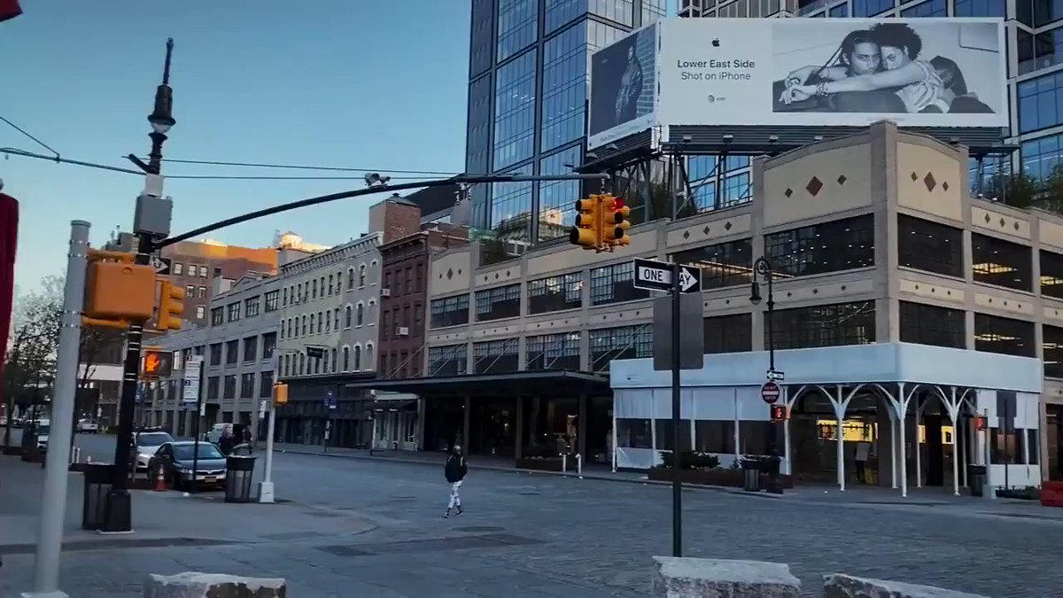 Morgenspaziergang im Meatpacking District