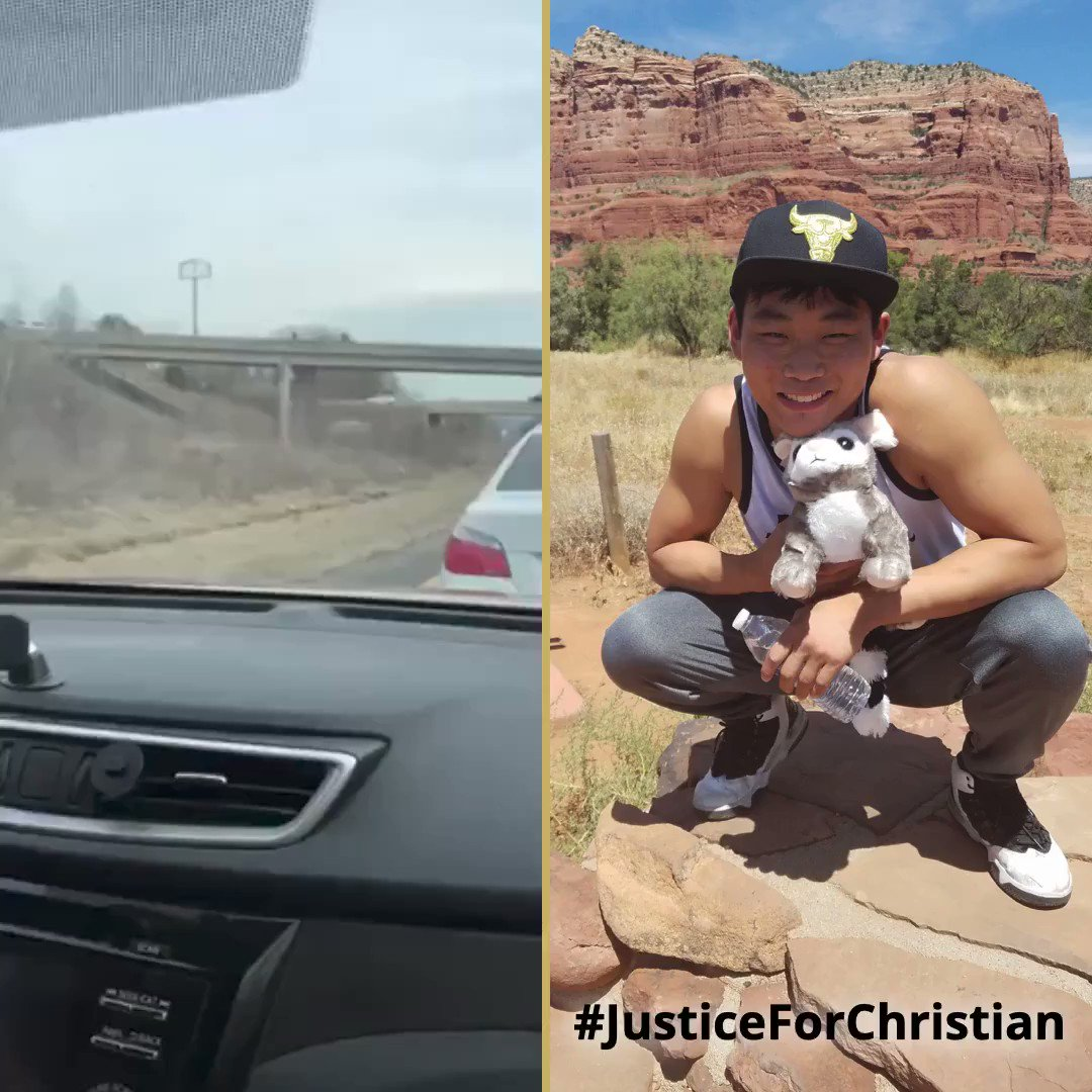 Christian Hall needed help with a mental health emergency, yet @PAStatePolice shot him MULTIPLE TIMES even though he had his hands raised in the air... His family deserves answers! We demand police release the full 90min dashcam footage NOW! https://t.co/rLPJEC3B5w