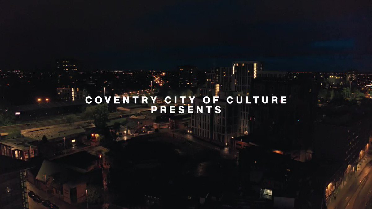Coventry's year as UK City of Culture has officially begun 🙌
