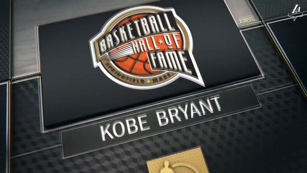 RT @Lakers: The story of Kobe Bryant, as told by his fellow Hall of Famers. #20HoopHall https://t.co/ugD3dpiTsk