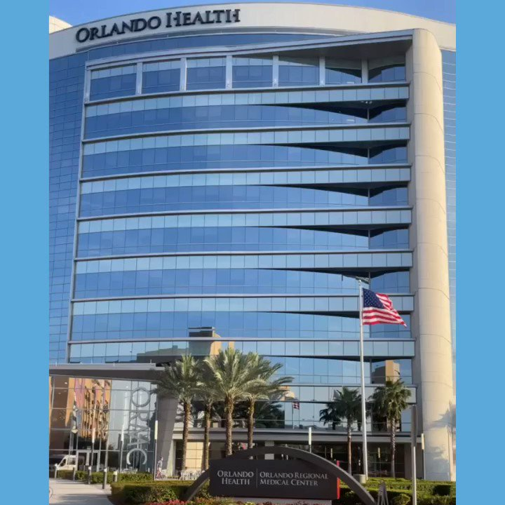 In #memory of many, in #honor of all. Today we thank our country's #heroes and celebrate #freedom. #HappyMemorialDay 🇺🇸  #ChooseOrlandoHealth #MemorialDay2021 https://t.co/WahJi8Iewe