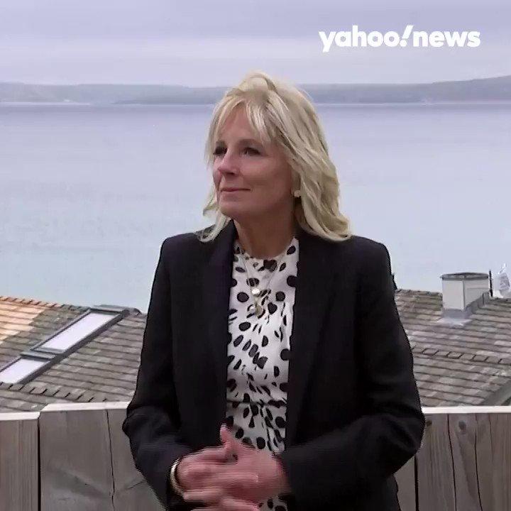 @YahooNews's photo on Melania
