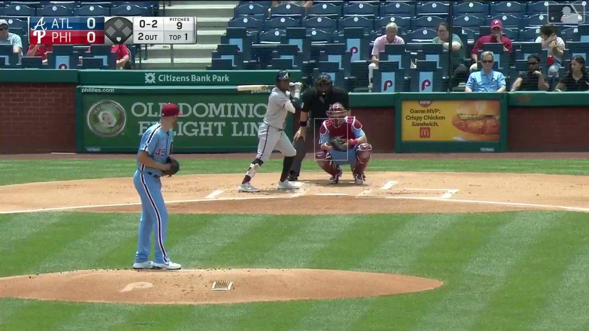 @MLB's photo on Zack Wheeler