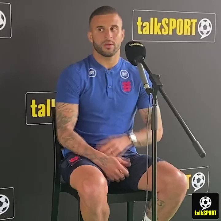 """""""Both me and Reece James have played at centre back, Luke Shaw has as well.""""  """"Hopefully everyone will come together to get us to the final that we all want.""""  @KyleWalker2 says England's versatility in defence is a massive strength to them. https://t.co/OjEA5gcE05"""