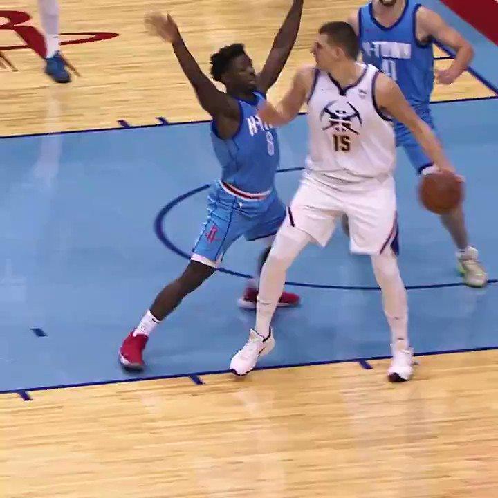 🃏 x 🇷🇸  Nikola Jokic 2020-21 #KiaMVP #NBAMixtape!  #ThatsGame   Les @nuggets chercheront à revenir dans la série face aux Suns!   2H00 sur beIN SPORTS #NBAPlayoffs  BKN/MIL Game 4, 21H00 #NBASundays https://t.co/ZQ4g1G4tx9