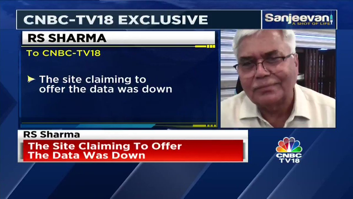 #CNBCTV18Exclusive | 'Accepted 91 out of 125 applications, inclusive of 10 govt applications to offer vaccine bookings', @rssharma3 tells @ShereenBhan on the question of third party companies collaborating with #COWin. @Infosys @drreddys @MaxHealthcare https://t.co/UsF7B9c4GY