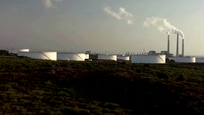 The Emirati oil deal that has infuriated Israeli environmentalists Photo