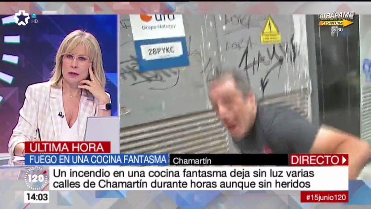 @telemadrid's photo on María