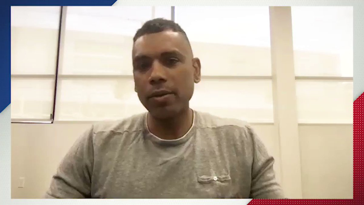 2x NBA All-Star @ALLAN_HOUSTON talks about the power of entrepreneurship and shares words of encouragement with three founders of color from the Louisville Reunion, launched by @FISLL, @JoinReunion, @Fanatics & @nbacares.  Louisville Entrepreneurship Roundtable - 4pm/et on @NBA https://t.co/gycKbUCjww