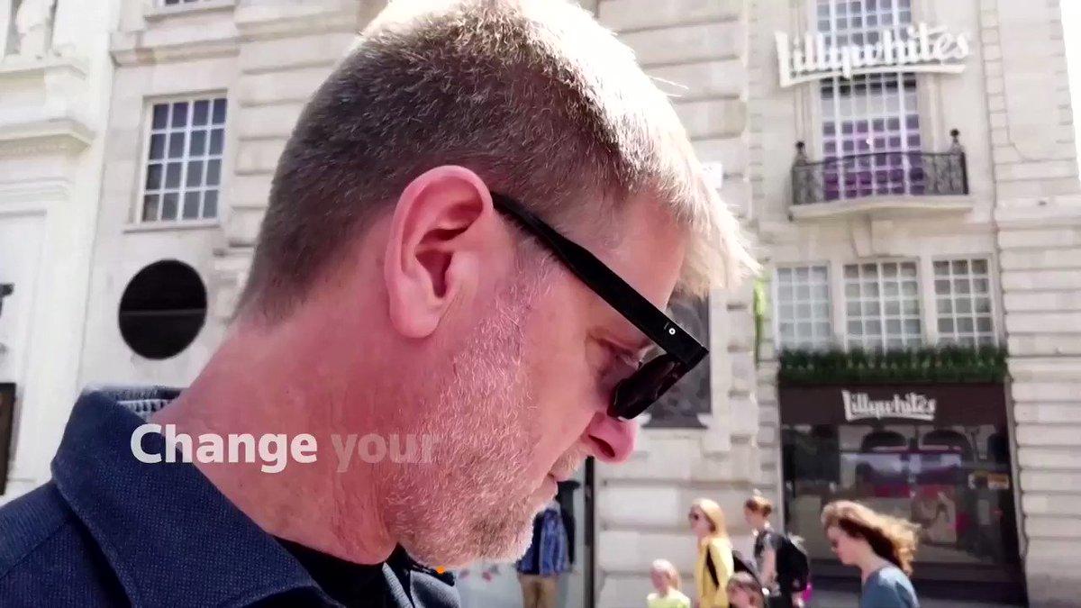 WATCH: An Israeli start-up has developed 'digital glasses' where liquid crystal lenses turn sunglasses into reading glasses, of any prescription, with a simple swipe https://t.co/SDRgjBwKEn