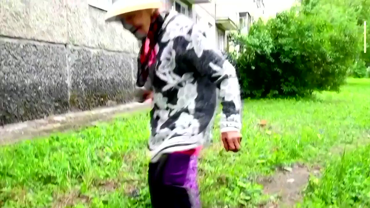 ICYMI: This 82-year-old woman likes to dance through her daily chores while helping the local community in the Russian town of Zlatoust https://t.co/FKHKGS274p