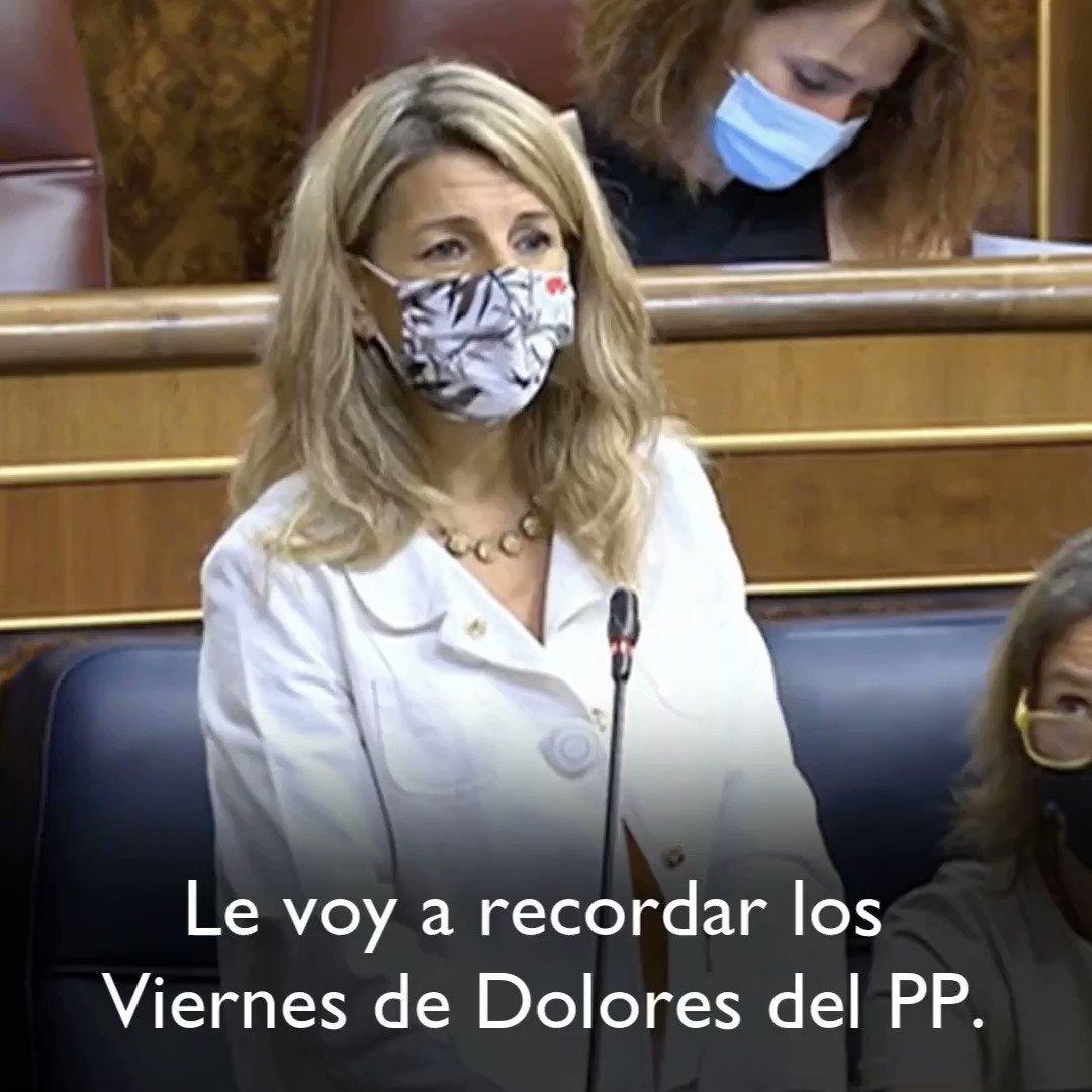 @Yolanda_Diaz_'s photo on El PP