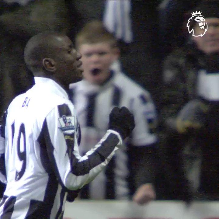 We haven't seen a striker partnership like it since!  #NUFC