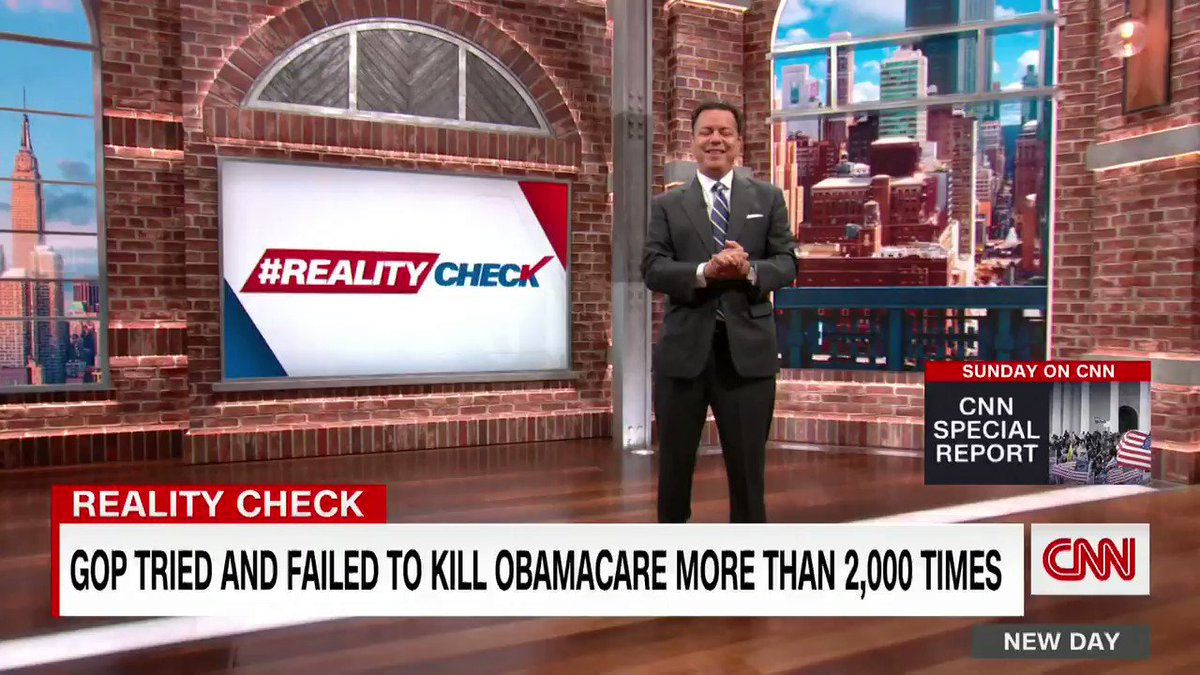 The Supreme Court dismissed a challenge to the Affordable Care Act on Thursday in a decision that will leave the law intact and save health care coverage for millions of Americans. CNN's @JohnAvlon looks at the many hurdles the ACA has faced. https://t.co/BMS0Q9Bu6P https://t.co/bs97fv0MUp