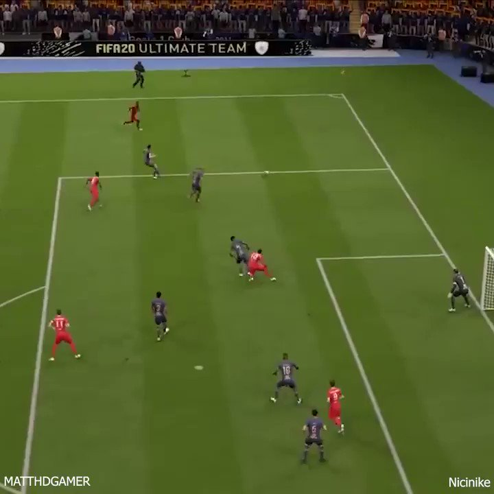 Some passes look so simple to make.. 😂😭 #FIFA21 https://t.co/8w2p76YDAF