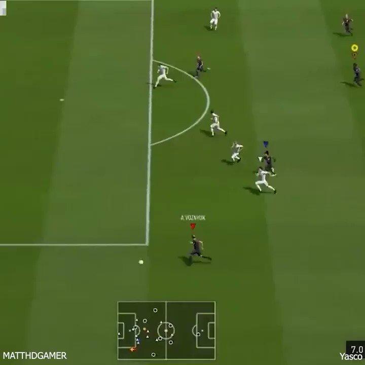 Shot power 99 😳 #FIFA21 https://t.co/tD6e5psx3E