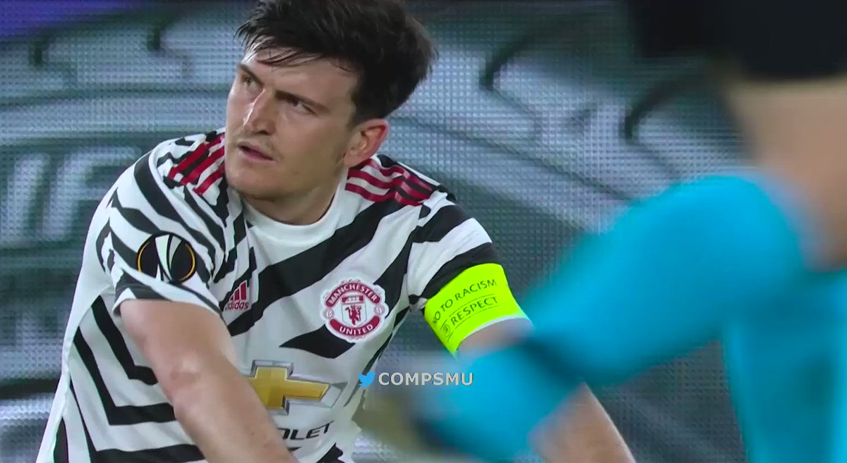 Harry Maguire - CARRY THE BALL  @HarryMaguire93 https://t.co/IlTFEnONLN