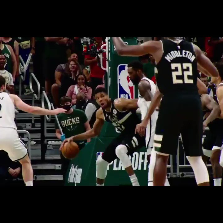 THE 🇬🇷 FREAK  ATL@MIL   Game 1 cette nuit!   ⌚ 2H30  📺 beINSPORTS & NBA League Pass  #ThatsGame https://t.co/C7vfl82cYR