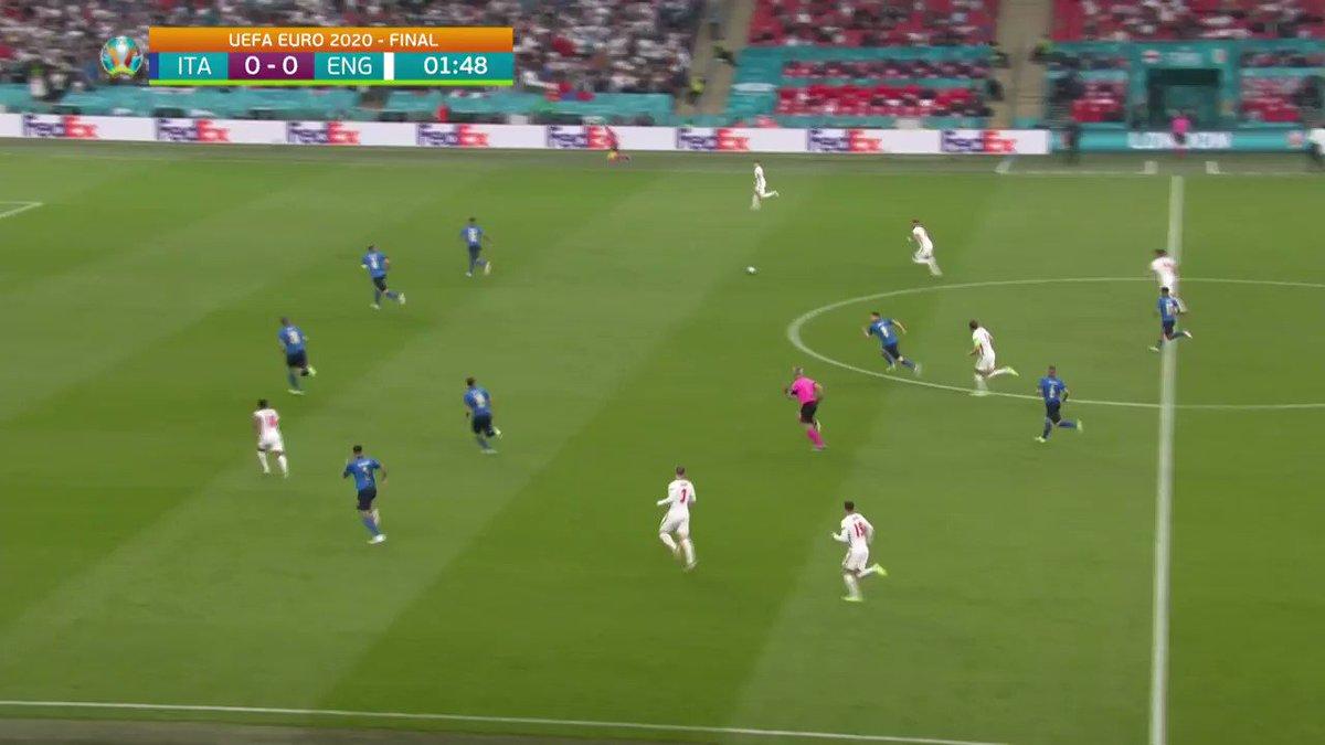 England wasted no time.  Up 1-0 already 😳 @brfootball  (via @TUDNUSA) https://t.co/Mkxa80gi0r