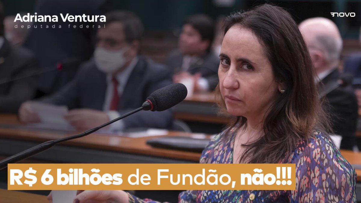 #derrubasenado #Fundaode6biNAO