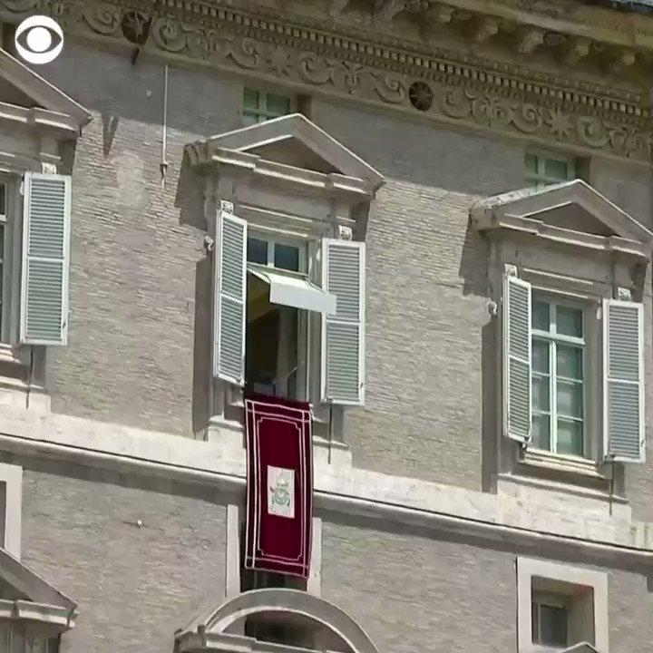 @CBSNews's photo on Pope