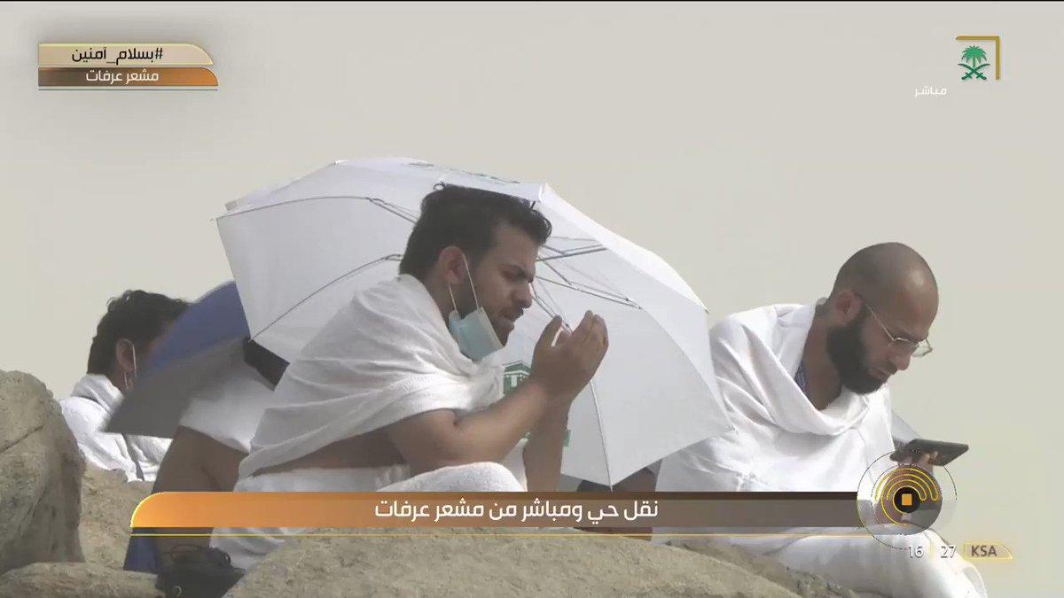 معالي الدكتور توفيق الربيعة - وزير الصحة: الوضع الصحي لـ حجاج بيت الله الحرام مطمئن جداً.  https://t.co/Ln5Rpg072N