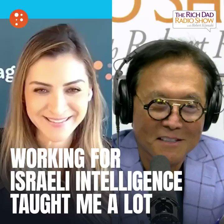 Image for the Tweet beginning: 👏👏 PragerU CEO Marissa Streit