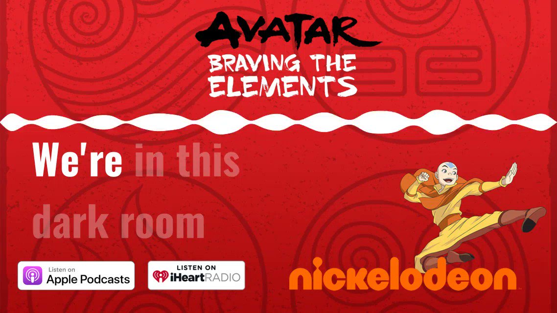 we're headed to The Southern Air Temple with Janet, Dante and Appa!   Listen to another episode of Avatar: Braving the Elements now: https://t.co/SaY92EtUhJ https://t.co/XriZJEvA0D