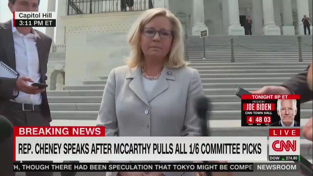 @Mediaite's photo on Liz Cheney