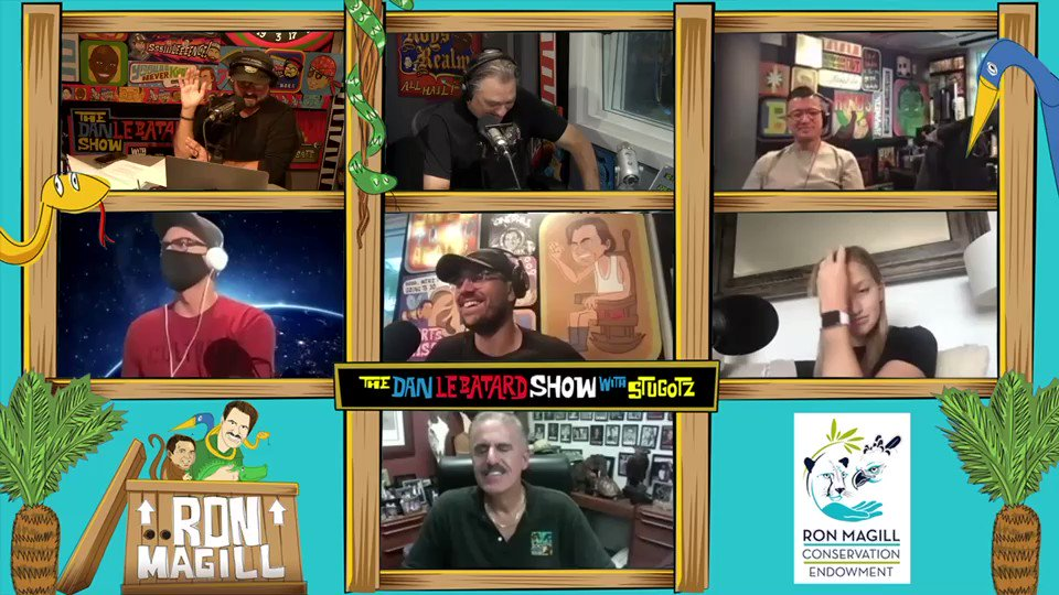 Today's #FullShow with @gregcote @billygil @Jessica_Smetana @ChrisWittyngham @roybelly @ReneeMontgomery & @RonMagill now available!  ➡️ https://t.co/T18nwFecK8 ➡️ https://t.co/stBBXWQetK https://t.co/0dopLg05PO
