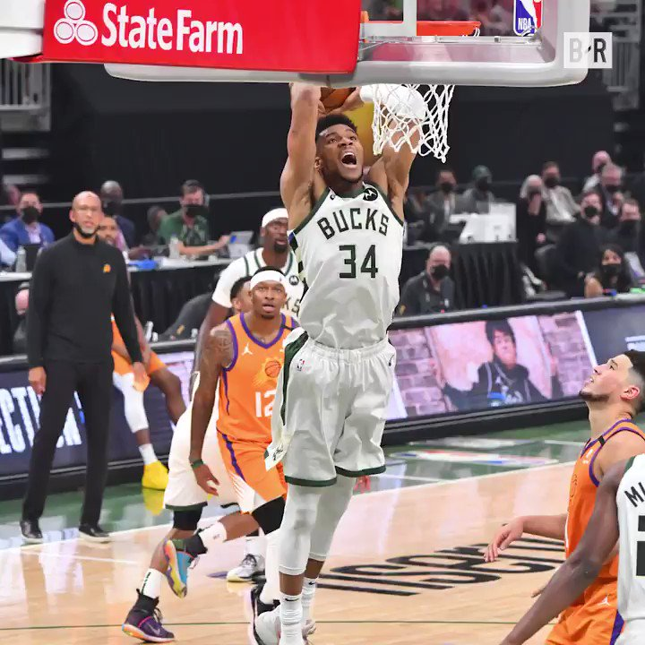 Giannis dominated the Finals in every way 😤  Check out his best moments from the series  (@RockstarGames) https://t.co/L9KXcOJ6DE