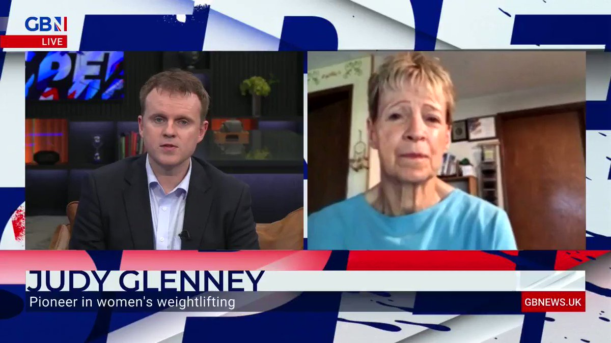 'We need to keep women competing against women.'  Pioneer of female weightlifting Judy Glenney doesn't support the inclusion of trans women in female sport. This follows the news that trans weightlifter Laurel Hubbard will compete in Tokyo. https://t.co/G1ZAmIMDu2