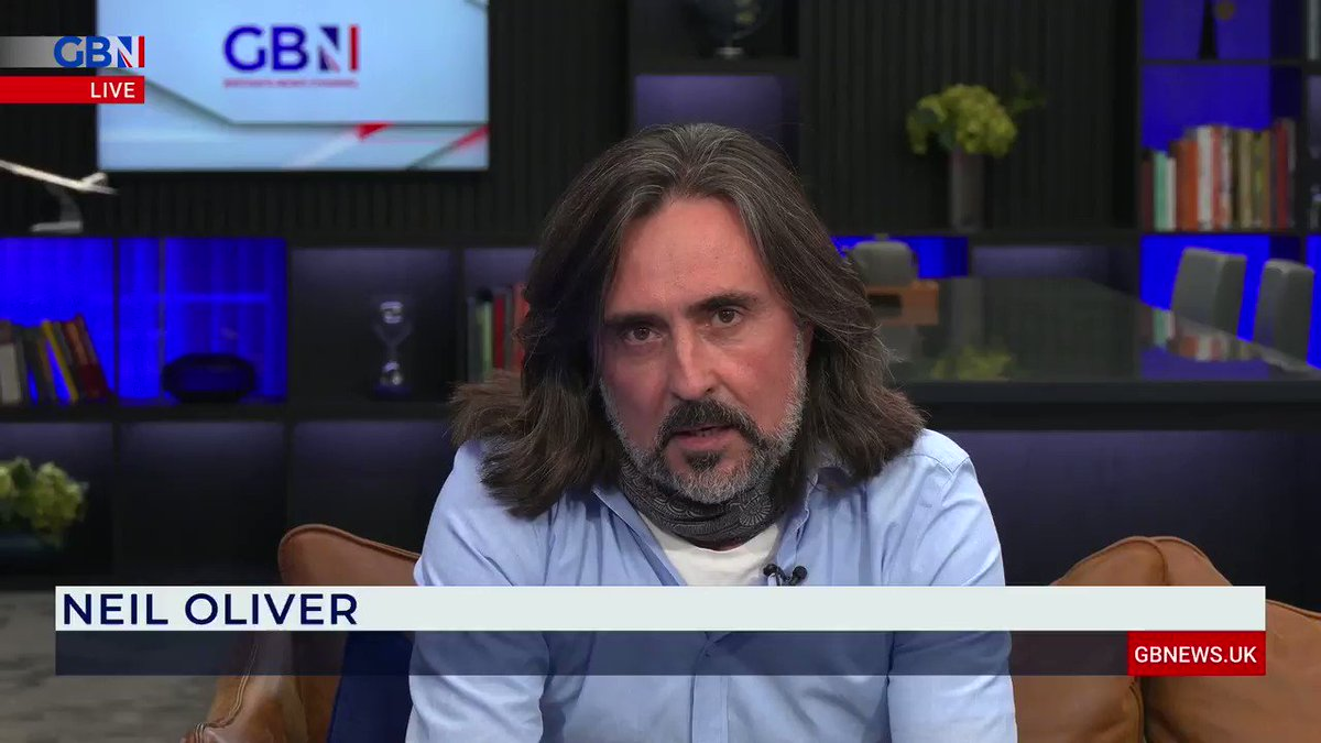 'We are in a version of an abusive relationship with our leaders. The trust is gone – and when trust goes it never really comes back.'  ICYMI: Neil Oliver says the government's redrawing of the Covid rules have broken people's trust in the state.  Watch GB News on Sky 515. https://t.co/6p1vHw5cm4