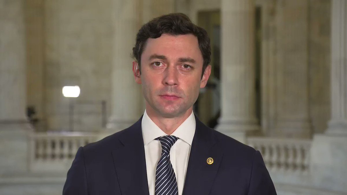 BREAKING NEWS: Georgia Senator Jon Ossoff files the first bill in U.S. history to ever GUARANTEE the voting rights of EVERY American, closing loopholes in the Voting Rights Act of 1965 that continue to be exploited by Republicans. RT if you support it!   https://t.co/Se1jgEubVB