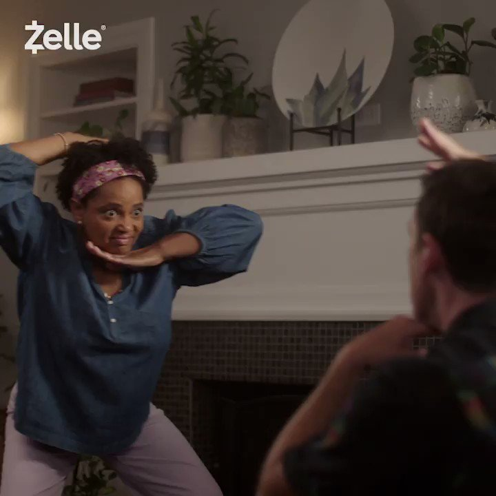 When your payment game is on point, so is your game-night game.  #SendWithZelle