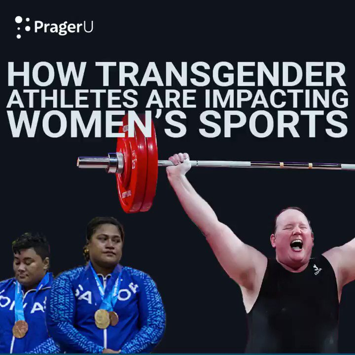 Image for the Tweet beginning: We MUST protect women's sports.
