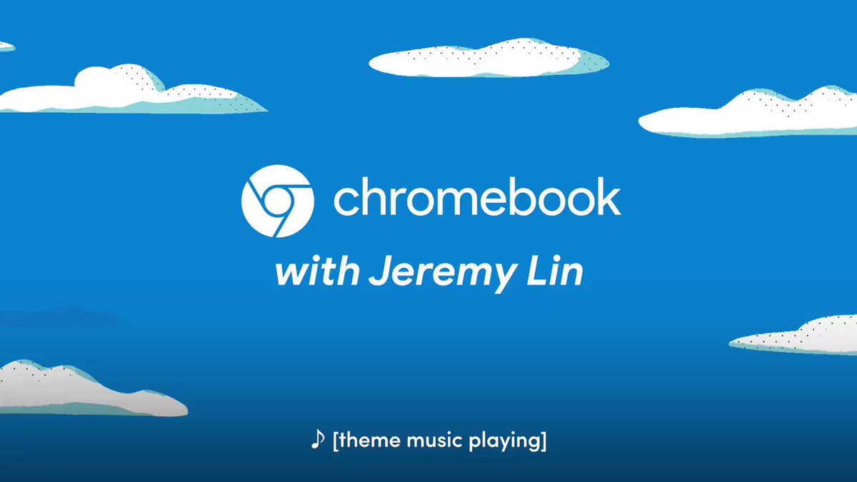This is how Jeremy Lin found a deeper PURPOSE after going through Linsanity 💯 @jlin7 @google #chromebook #ad