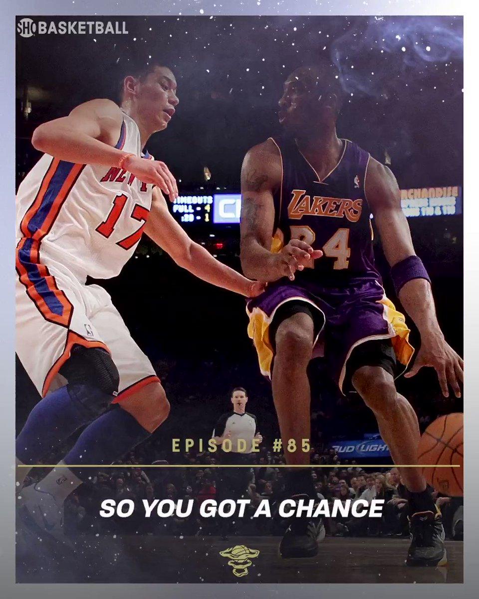 Happy Birthday to NBA Champs, @JLin7 & Kobe 😤  #AllTheSmoke
