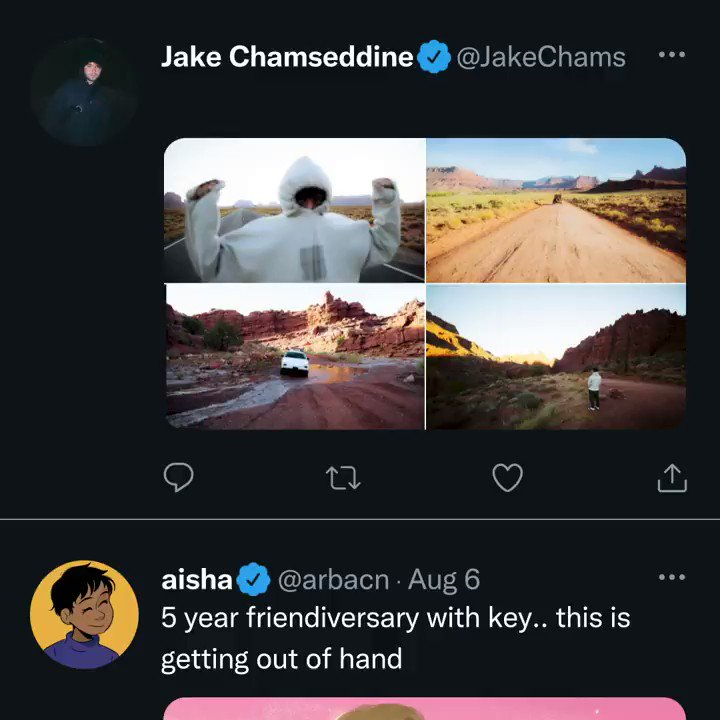 Now testing on iOS:  Edge to edge Tweets that span the width of the timeline so your photos, GIFs, and videos can have more room to shine.